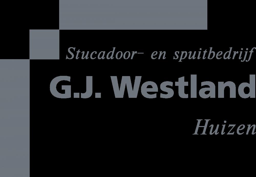 GERRIT WESTLAND - Logo - Transparant